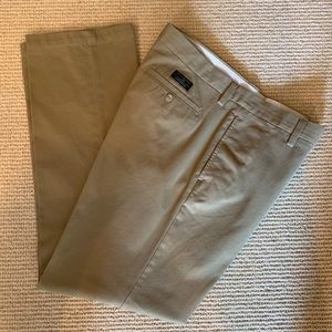 34x34 Beige Banana Republic Dress Chinos